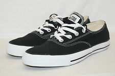 CONVERSE CHUCKS ALL STAR LOW clean CVO Ox Gr.42 UK 8,5 schwarz black 118020