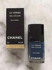 CHANEL LE VERNIS - BLUE REBEL NAIL POLISH - LIMITED EDITION - BNIB!!!