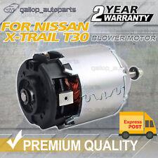 For Nissan Heater Fan Blower Motor T30 X-Trail 2001-2007 Xtrail SUV 2.5L 4x4 NEW