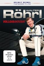 Walter Röhrl - Vollgasakrobat DVD (Deimelfilm)