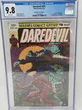 Daredevil #597 Shattered Comics Variant CGC 9.8 (Daredevil #158 Homage)