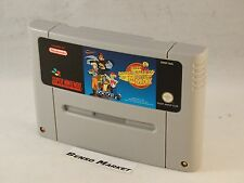 THE ADVENTURES OF MIGHTY MAX NINTENDO SNES SUPER NES PAL EUR CARTUCCIA ORIGINALE