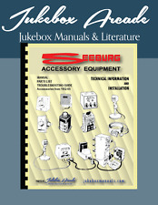 Seeburg Accessory Equipment Service Manual, Parts List, Trouble Shooting 1952-65