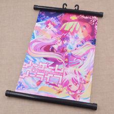 Wandbehang Poster No Game No Life Fan Geschenk Mode Neu Japan Anime Zimmer Dekor