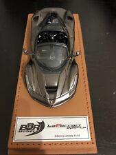 1:43 BBR Deluxe Ferrari Laferrari Aperta Marrone no MR Feeling43 Bosica
