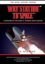Way Station to Space: a History of the John C. Stennis Center by Mack Herring.