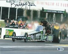 Brittany Force Signed 8x10 Photo Autographed Beckett BAS COA NHRA C51694