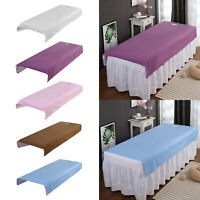 Professional Waterproof Beauty Massage Table Cover Couch Sheet Portable