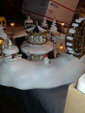 Vintage Christmas Winter Wonderland