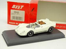 Best 1/43 - Porsche 908/2 Prova Bianco