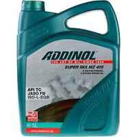 ADDINOL Super MIX MZ 405 Mischöl Zweitaktöl Motoröl 2-takt Öl mineral 5 Liter