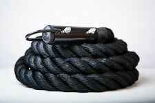 6 FT X 1.5 GYM Climbing Rope PolyDac Battle Crossfit Training Undulation Fitness