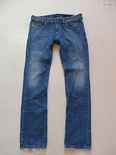 Diesel THAVAR Jeans Hose SLIM - SKINNY wash 0RML9, W 34 /L 32, Faded Denim TOP !