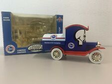1998 Gearbox 1912 Ford AMOCO Standard Oil Co. Limited Edition Coin Bank 1:24