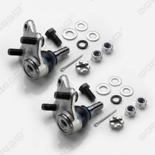 2 X SUPPORT FRAME BALL JOINT FRONT AXLE LEFT/RIGHT FOR TOYOTA COROLLA E12 NEW