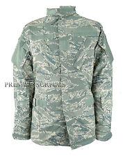 Genuine US Airforce Tigerstripe ABU Nomex Fire Retardent TDFU Shirt or Coat, NEW