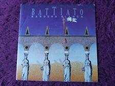 "Franco Battiato – Bandera Blanca Vinyl 7"" Single 1987 Spain 006-1187957"