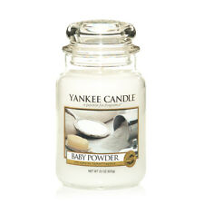 Yankee Candle Large Jar Candle Baby Powder