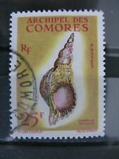 FRANCE   ARCHIPEL DES COMORES  oblitéré n° 24