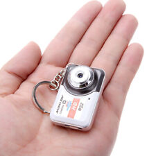 Portable Digital Camera Ultra HD Mini Camera 32GB Card with Mic Digital Video PC