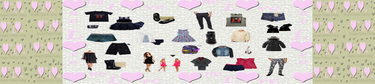 ONE LOVE DESIGNER CHILDREN CLOTHING