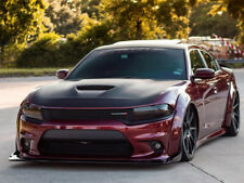 2015-2020 Dodge Charger SRT Front Air Dam 392 R/T Scat Pack Hellcat Gloss Black