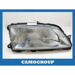 Light Projector Front Right Headlight Peugeot 306