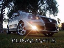 2006 2007 2008 2009 Volkswagen Polo Mk4 9N3 Xenon Halogen Fog Lamps Lights Kit