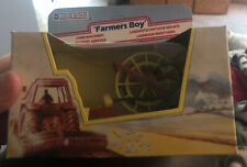 1986 Lone Star Farmers Boy #1731 Mobile Irrigator Farm Machinery Toy Tractor
