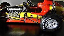 1 Race Car InspiredBy Ferrari 18 1960s 43 Vintage 24 Indy 64 Carousel Red 12 F