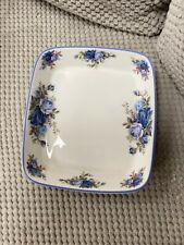 More details for royal albert moonlight rose dish tray plate