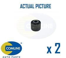 2 x NEW COMLINE REAR CONTROL ARM BUSH PAIR OE QUALITY CRB3253