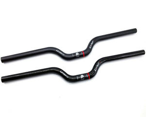 Litepro For Brompton M Type Carbon Fiber Bike Handlebar 25.4mm Kid Bicycle 580mm