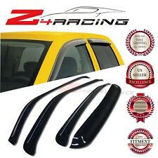 For 02-06 Chevy Avalanche/Suburban Vent Shade Guard Window Visors Deflector 4PC