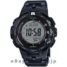 Casio Pro Trek PRW-3100FC-1JF Triple Sensor Ver.3 Multiband 6 Solar Mens Watch