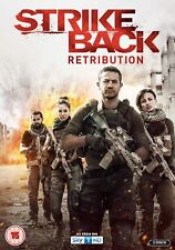 Strike Back: Retribution (Box Set) [DVD]