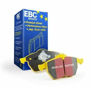 EBC YELLOW STUFF FRONT BRAKE PADS for MERCEDES-BENZ AMG A45 CLA45 GLA45 DP42311