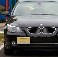 Bumper Tow Hook License Plate Mount Bracket For BMW 1 3 5 6 7 8 M X Z