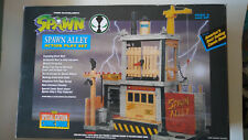 [3 SETS] (1)SPAWN ALLEY Action Playhouse(2)SPAWN MOBILE & (3)Actual SPAWN FIGURE