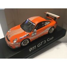 MINICHAMPS / WAP PORSCHE GT3 Cup  n°1 Supercup Orange 1.43 NB