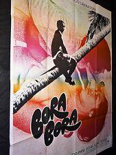 BORA BORA  affiche cinema   1968