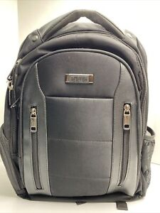 Kenneth Cole Reaction Laptop Backpack EZ Scan Travel Checkpoint Friendly Design