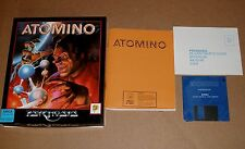 RARE Atomino by Psygnosis for Commodore Amiga