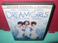 DREAMGIRLS - BEYONCE  - EDDIE MURPHY - dvd
