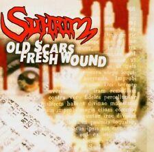 Suhrim-Old scars, Fresh wound (CD & DVD) neuf/sealed!!!