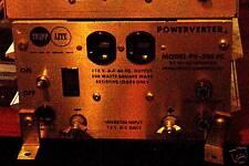 NEW TRIPPLITE POWERVERTER PV-500-FC DC TO AC INVERTER*