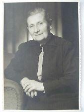 Alte original Fotografie mit umseitigem Text - Widmung vom 03.12.1958 in Görlitz