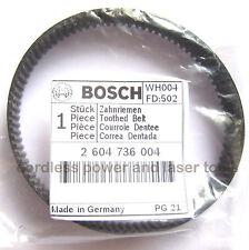 Bosch Planer Drive Belt GHO 31-82 PHO 30-82 (Read Description)  2 604 736 004