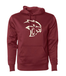 Official Dodge Challenger Hellcat Red Hoodie