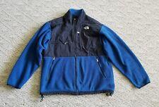 TNG The North Face Denali Men's Jacket Fleece Color Blue/Black Size Large L Hike